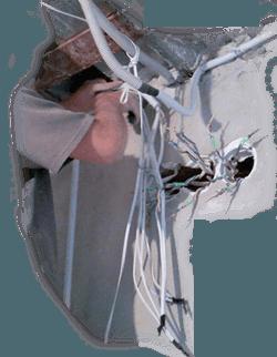 Ремонт электрики в Перми
